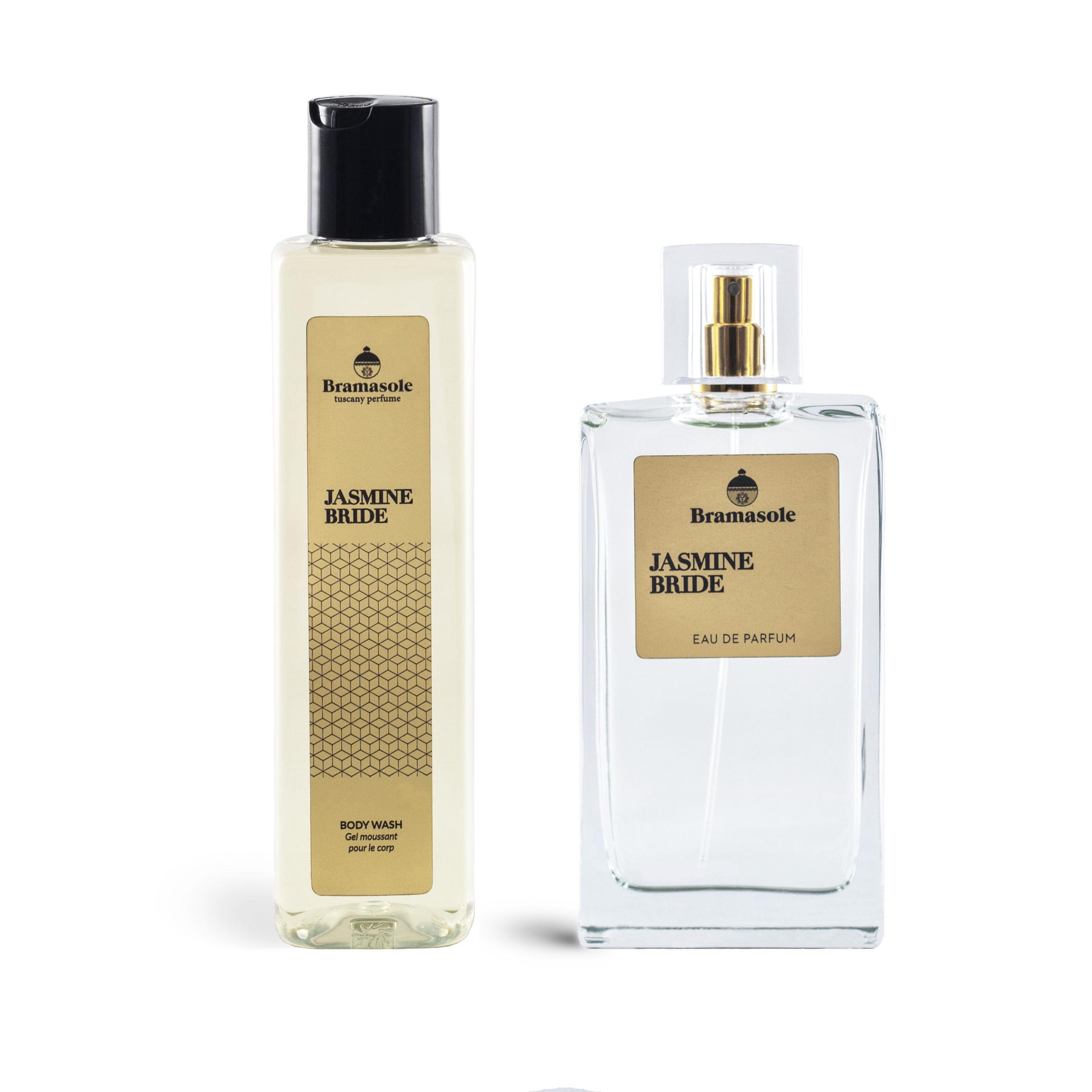 Jasmine Bride - profumo e bagnoschiuma